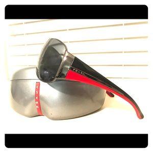 PRADA Unisex Sunglasses with original case